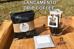 Café Drip Coffee - kit com 5 sachês